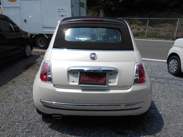 「フィアット」「フィアット 500C」「コンパクトカー」「埼玉県」の中古車16