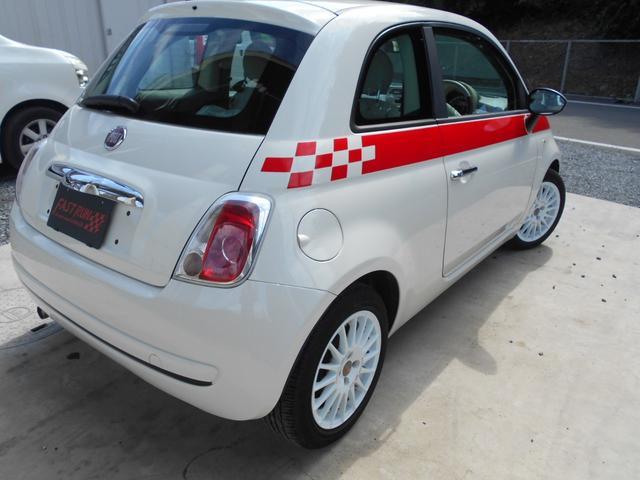 「フィアット」「フィアット 500」「コンパクトカー」「埼玉県」の中古車11