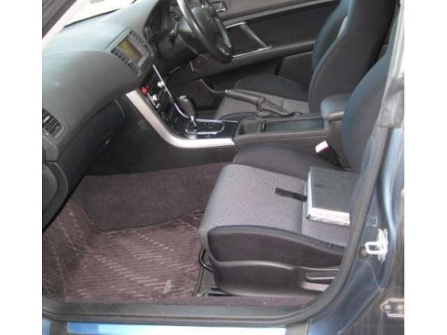 スバル レガシィツーリングワゴン 2.0R 4WD アルミホイール HDDナビ ターボ ETC