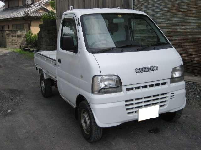 トラック660KUスペシャル 3方開 4WD 2名乗り(3枚目)