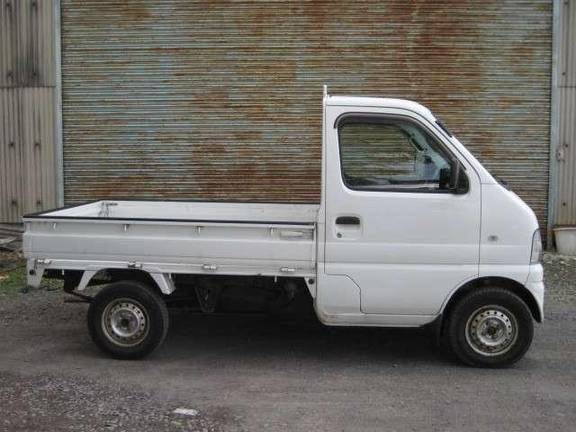 トラック660KUスペシャル 3方開 4WD 2名乗り(4枚目)