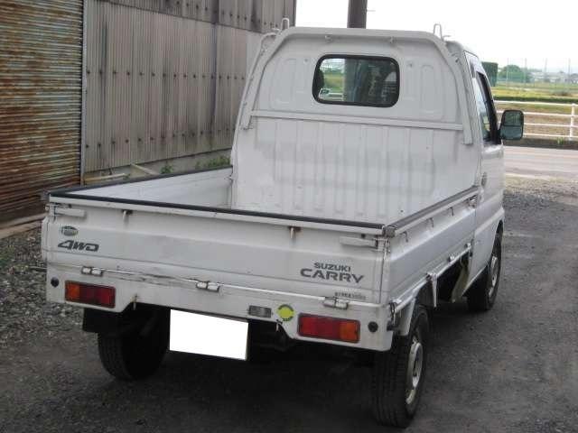 トラック660KUスペシャル 3方開 4WD 2名乗り(9枚目)