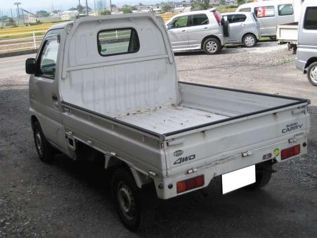 トラック660KUスペシャル 3方開 4WD 2名乗り(10枚目)