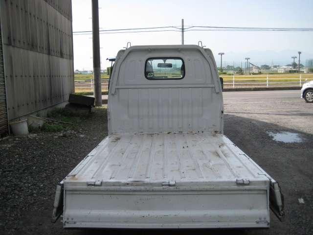 トラック660KUスペシャル 3方開 4WD 2名乗り(11枚目)