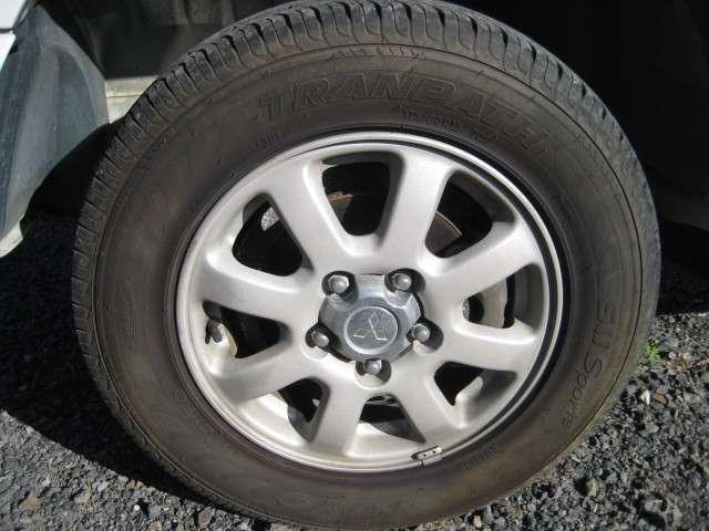 オートマ エアコン パワステ ABS 運転席エアバッグ(16枚目)