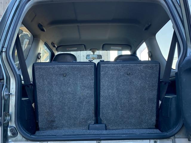 ランドベンチャー 4WD キーレス アルミ CD TURBO(9枚目)