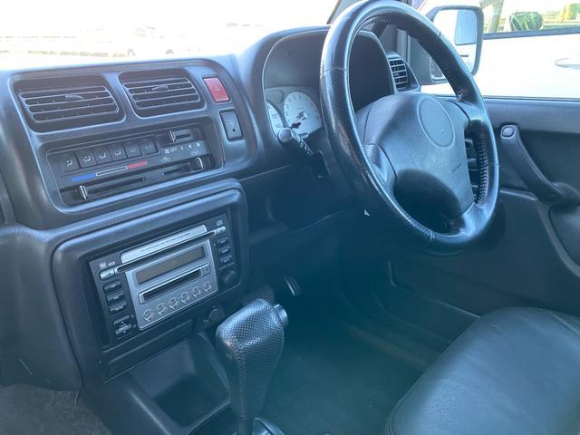ランドベンチャー 4WD キーレス アルミ CD TURBO(17枚目)