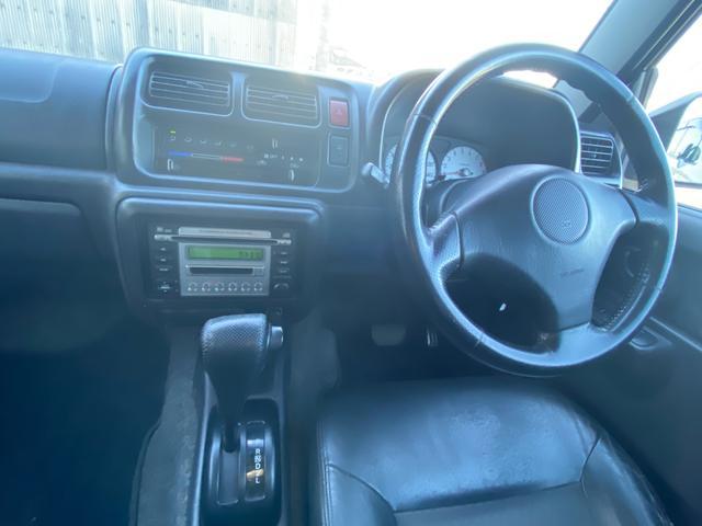 ランドベンチャー 4WD キーレス アルミ CD TURBO(18枚目)