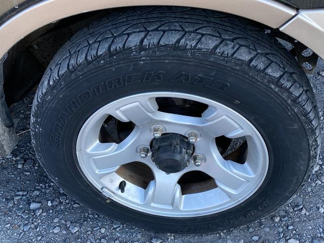 ランドベンチャー 4WD キーレス アルミ CD TURBO(19枚目)