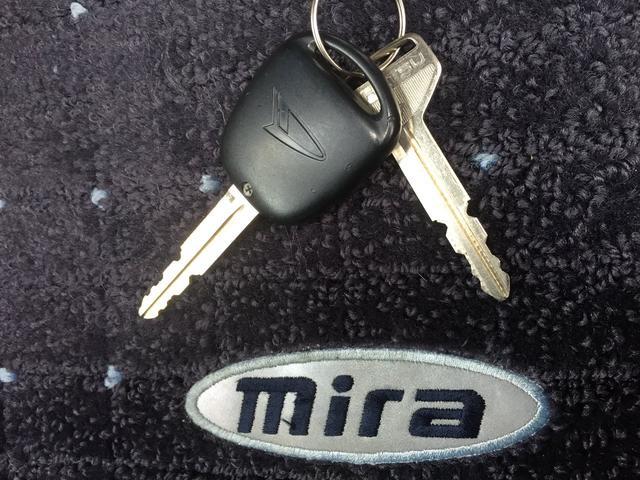 キーレスエントリーが装備されています!鍵の開け閉めが便利です!
