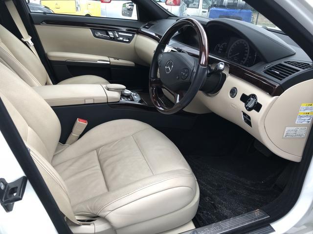 メルセデス・ベンツ M・ベンツ S550 ブルーエフィシェンシー