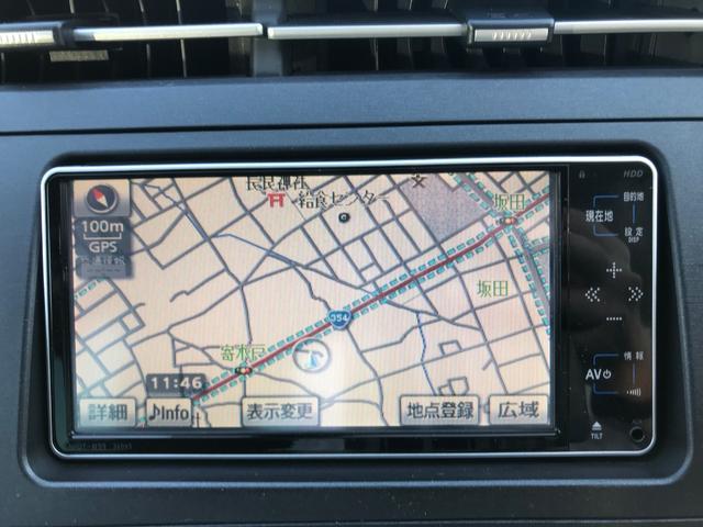 S HDDナビ バックカメラ ワンセグ ETC スマートキー(18枚目)