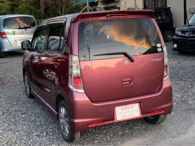 「スズキ」「ワゴンRスティングレー」「コンパクトカー」「埼玉県」の中古車6