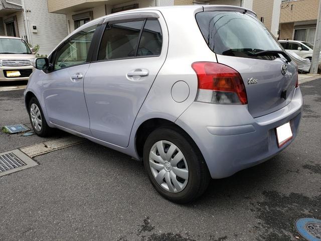 「トヨタ」「ヴィッツ」「コンパクトカー」「千葉県」の中古車5