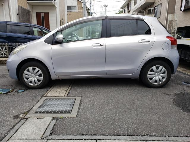 「トヨタ」「ヴィッツ」「コンパクトカー」「千葉県」の中古車7