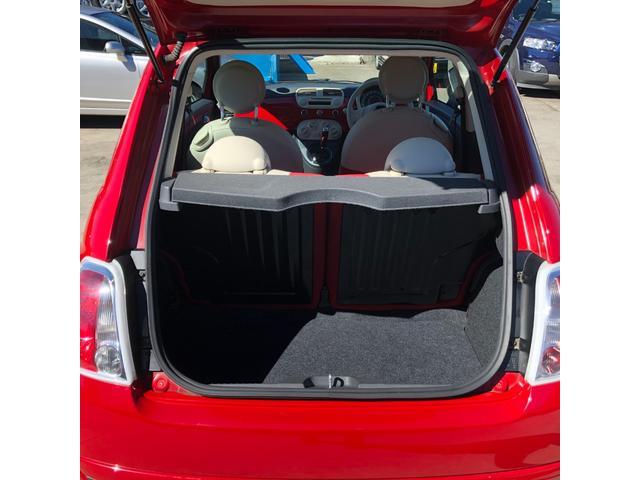 「フィアット」「フィアット 500」「コンパクトカー」「茨城県」の中古車17