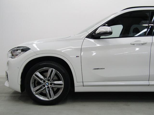 xDrive 20i Mスポーツ ワンオーナー車 純正ナビ・バックカメラ LEDヘッドライト 社外地デジチューナー 電動リアゲート(8枚目)