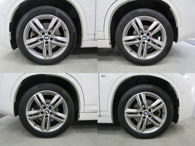 xDrive 20i Mスポーツ ワンオーナー車 純正ナビ・バックカメラ LEDヘッドライト 社外地デジチューナー 電動リアゲート(37枚目)