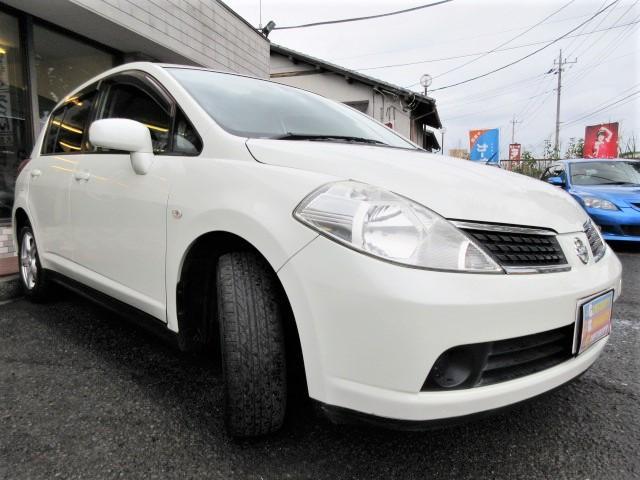 「日産」「ティーダ」「コンパクトカー」「栃木県」の中古車46