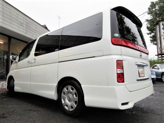 「日産」「エルグランド」「ミニバン・ワンボックス」「栃木県」の中古車47