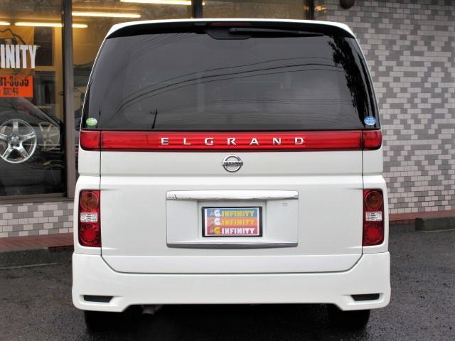 「日産」「エルグランド」「ミニバン・ワンボックス」「栃木県」の中古車49