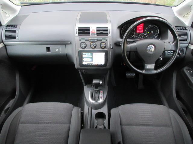 「フォルクスワーゲン」「VW ゴルフトゥーラン」「ミニバン・ワンボックス」「栃木県」の中古車7
