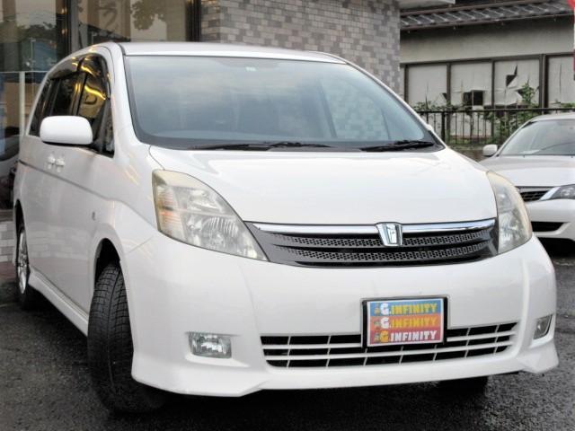 「トヨタ」「アイシス」「ミニバン・ワンボックス」「栃木県」の中古車7
