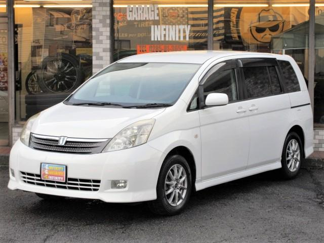 「トヨタ」「アイシス」「ミニバン・ワンボックス」「栃木県」の中古車11