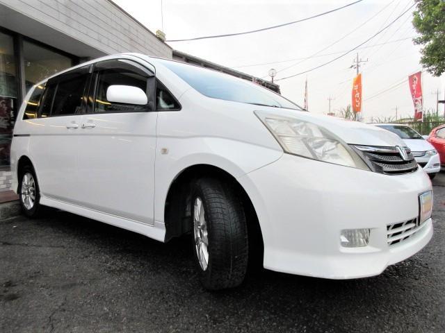 「トヨタ」「アイシス」「ミニバン・ワンボックス」「栃木県」の中古車42