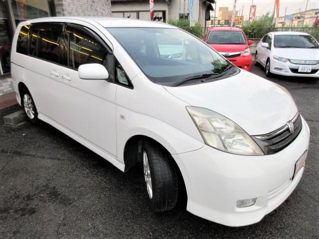 「トヨタ」「アイシス」「ミニバン・ワンボックス」「栃木県」の中古車43