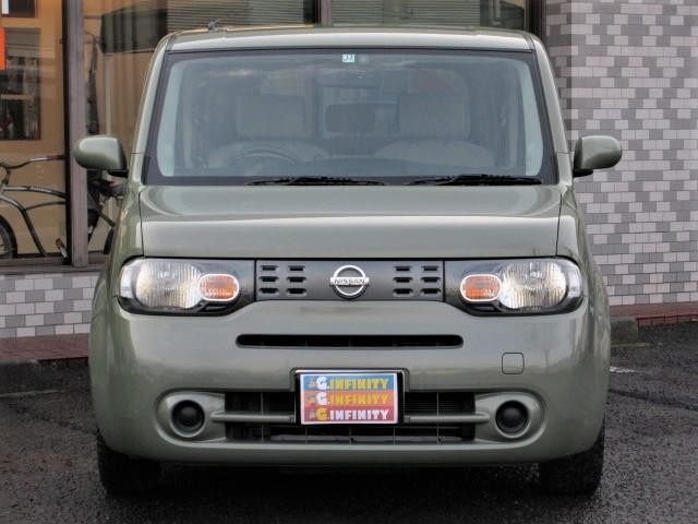 「日産」「キューブ」「ミニバン・ワンボックス」「栃木県」の中古車7