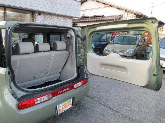 「日産」「キューブ」「ミニバン・ワンボックス」「栃木県」の中古車33