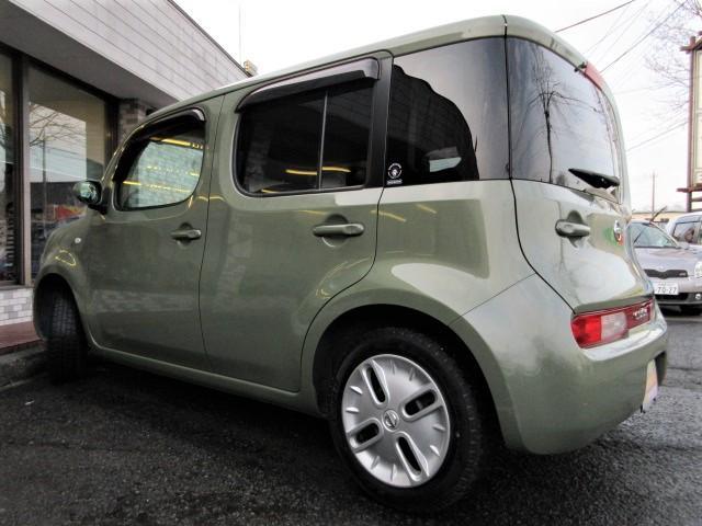 「日産」「キューブ」「ミニバン・ワンボックス」「栃木県」の中古車47