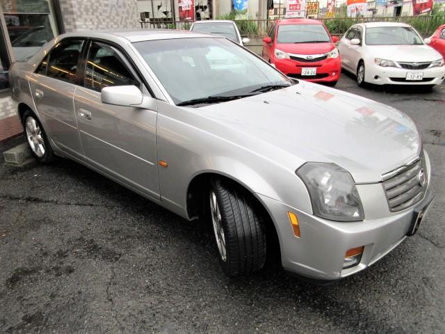 「キャデラック」「キャデラックCTS」「セダン」「栃木県」の中古車43