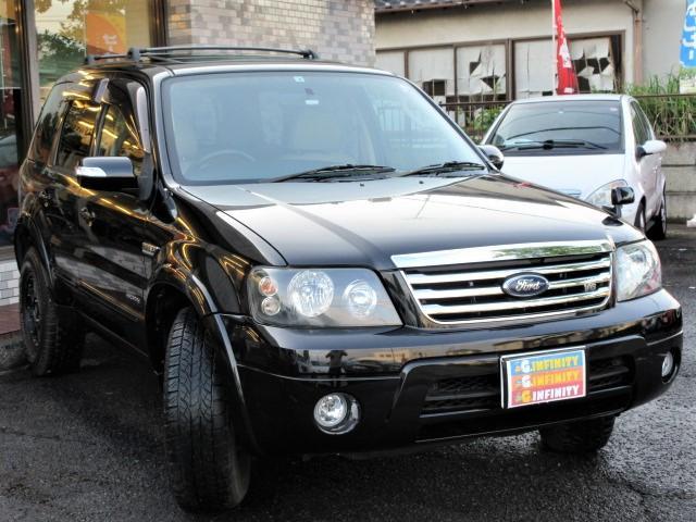 「フォード」「エスケープ」「SUV・クロカン」「栃木県」の中古車7