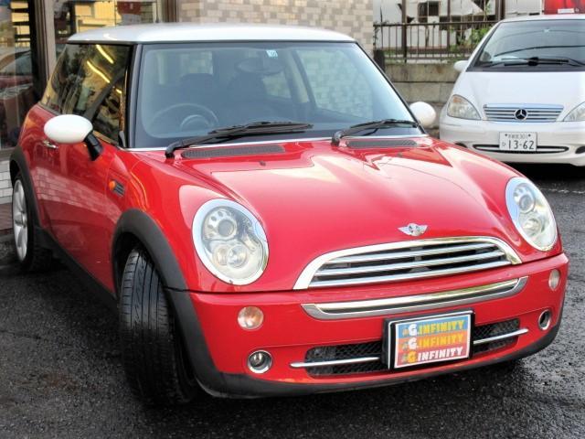 「MINI」「MINI」「コンパクトカー」「栃木県」の中古車7