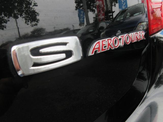 1.8S エアロツアラー 走行5.9万km・車検令和5年2月・社外HDDナビ・フルセグ・Bluetooth・ETC・HID・社外16AW・スマートキー・革巻ステアリング・バイザー・リアスポイラー・マニュアルモード・Tチェーン(38枚目)