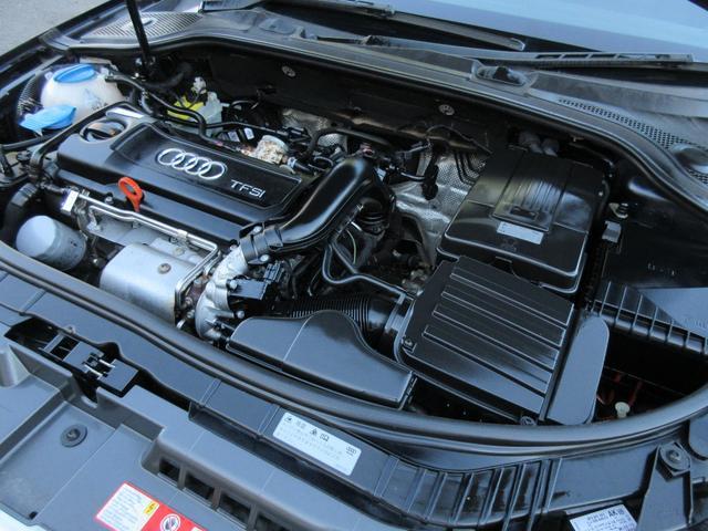 スポーツバック1.4TFSI 走行69000km・SPORT TECHNIC製17AW・ETC・HID・LEDフォグ・純正デッキ・AUX接続・本革巻ステア・マニュアルモード・キーレス・スペアキー・オートエアコン・タイミングチェーン(41枚目)