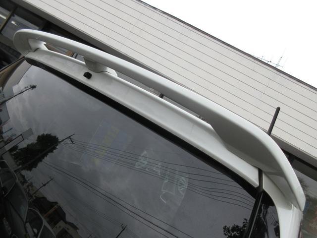 X 社外ナビ・フルセグTV・Bluetooth・左側電動スライドドア・フルエアロ・リアスポイラー・純正14AW・HID・スマートキー・AUTOライト・タイミングチェーン(32枚目)