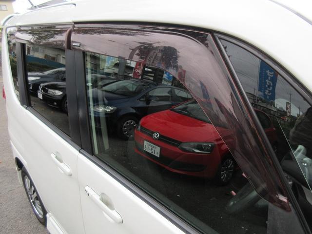 X 社外ナビ・フルセグTV・Bluetooth・左側電動スライドドア・フルエアロ・リアスポイラー・純正14AW・HID・スマートキー・AUTOライト・タイミングチェーン(34枚目)
