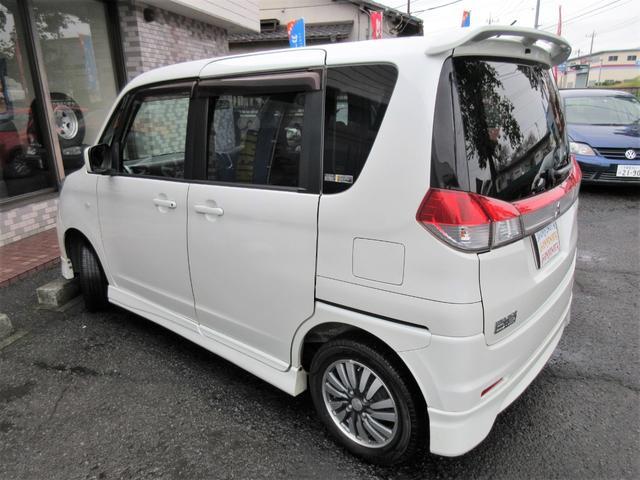 X 社外ナビ・フルセグTV・Bluetooth・左側電動スライドドア・フルエアロ・リアスポイラー・純正14AW・HID・スマートキー・AUTOライト・タイミングチェーン(48枚目)