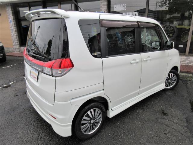 X 社外ナビ・フルセグTV・Bluetooth・左側電動スライドドア・フルエアロ・リアスポイラー・純正14AW・HID・スマートキー・AUTOライト・タイミングチェーン(50枚目)