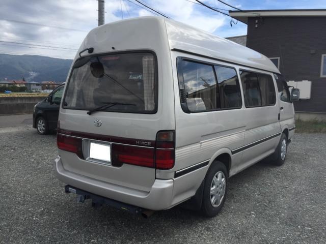 「トヨタ」「ハイエース」「ミニバン・ワンボックス」「長野県」の中古車6