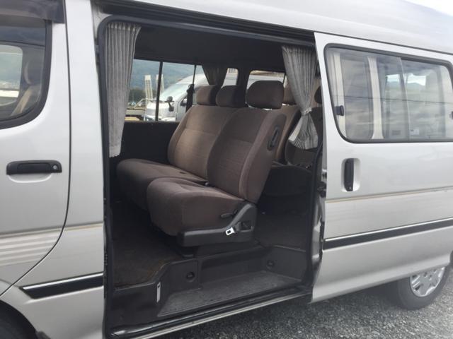 「トヨタ」「ハイエース」「ミニバン・ワンボックス」「長野県」の中古車24
