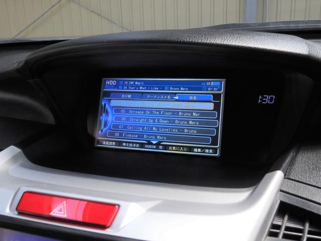 MX・エアロパッケージ スマートキー/HDDナビ/Bカメラ/フルセグ/DVD再/MSV/ETC/HID(33枚目)