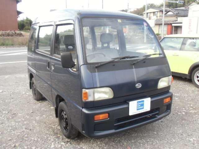 「スバル」「サンバーバン」「軽自動車」「埼玉県」の中古車3
