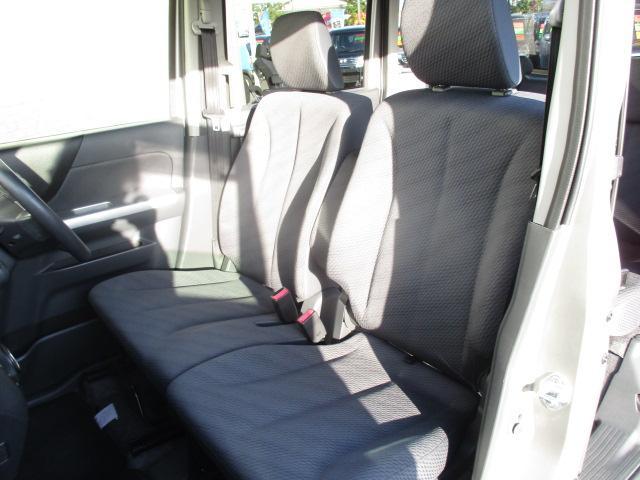 Xリミテッド 両側パワスラ 社外ナビ フルセグ Bluetooth スマートキー プッシュスタート ETC 前席シートヒーター レーダーブレーキサポート HID オートライト オートエアコン アイドリングストップ(17枚目)