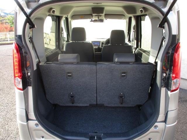 Xリミテッド 両側パワスラ 社外ナビ フルセグ Bluetooth スマートキー プッシュスタート ETC 前席シートヒーター レーダーブレーキサポート HID オートライト オートエアコン アイドリングストップ(19枚目)