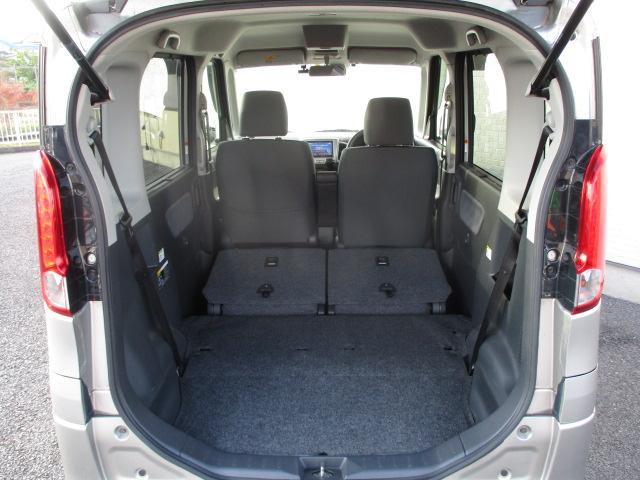 Xリミテッド 両側パワスラ 社外ナビ フルセグ Bluetooth スマートキー プッシュスタート ETC 前席シートヒーター レーダーブレーキサポート HID オートライト オートエアコン アイドリングストップ(20枚目)