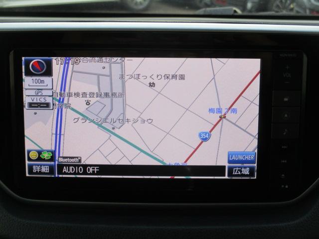 カスタム RS ハイパーSA 純正ナビ フルセグ ブレーキサポート ターボ 4WD アイドリングストップ フルセグ Bluetooth LEDライト オートライト 純正15インチアルミ スマートー プッシュスタート DVD再生可(4枚目)